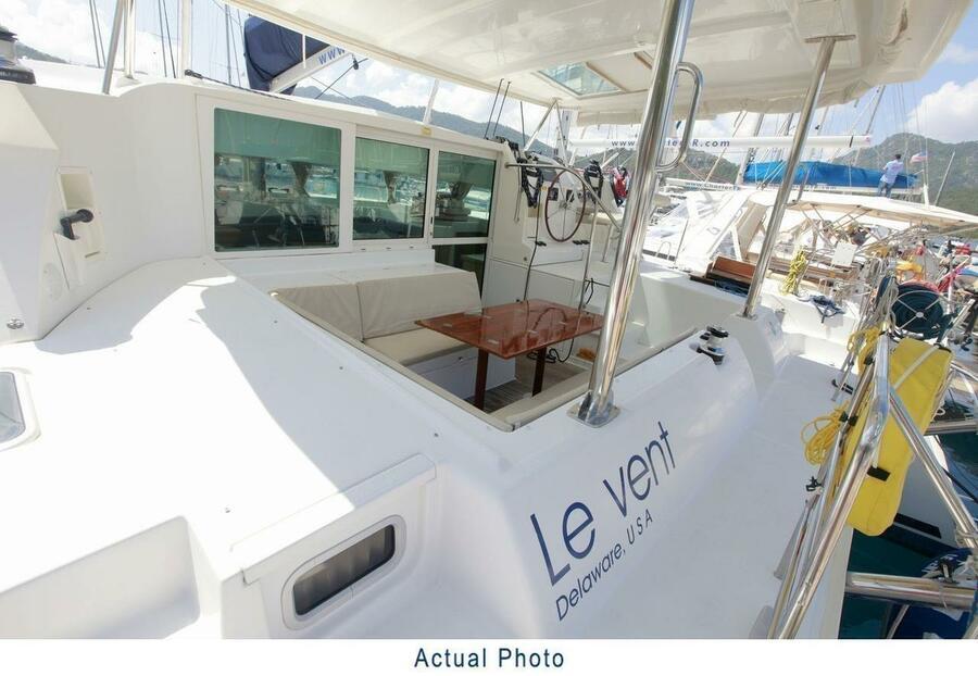 Lagoon 420 - 4 + 1 cab. (LeVent)  - 23