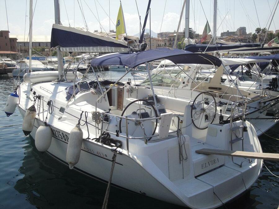 Cyclades 43.3 (Elvira)  - 2