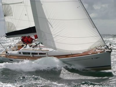 Sun Odyssey 49i (Elena)  - 0