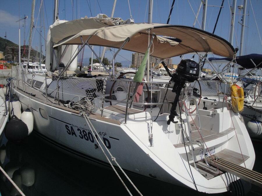 Sun Odyssey 49i (Elena)  - 2