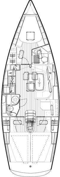 Bavaria 40 Cruiser (Capitana)  - 1