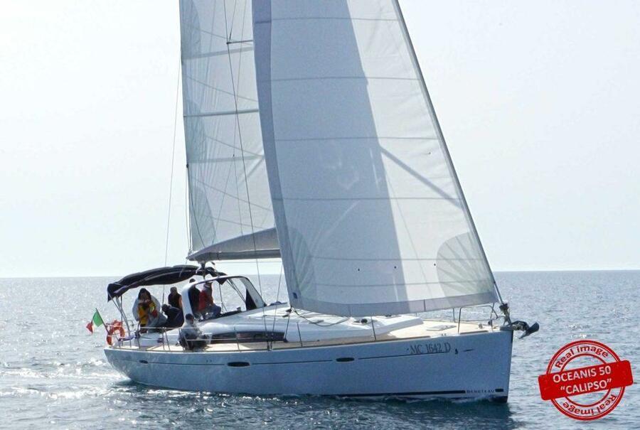 Oceanis 50 (Calipso)  - 2