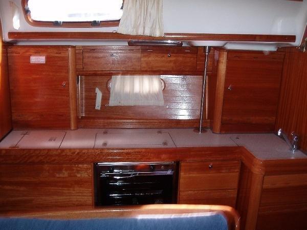 Bavaria 39 Cruiser (Aretousa)  - 16