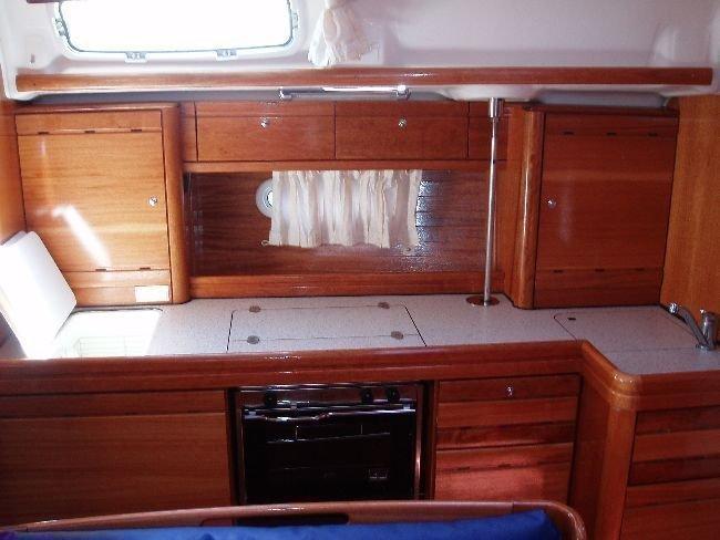 Bavaria 39 Cruiser (Evi)  - 9
