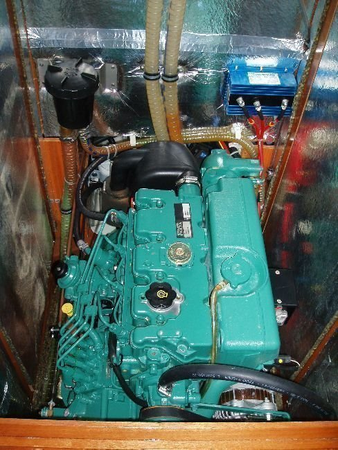 Bavaria 39 Cruiser (Evi)  - 19