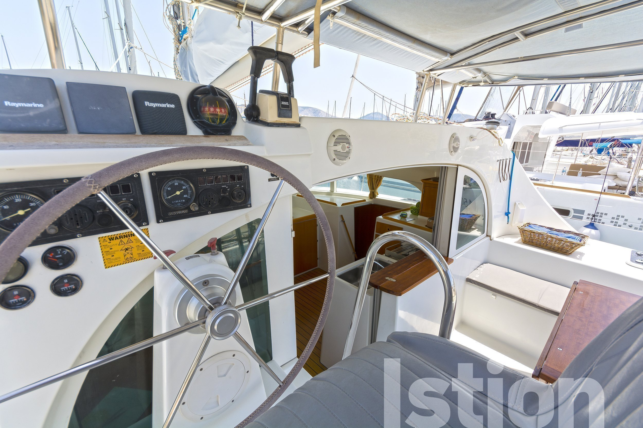 Lagoon 380 - 4 cab. (Istion)  - 28