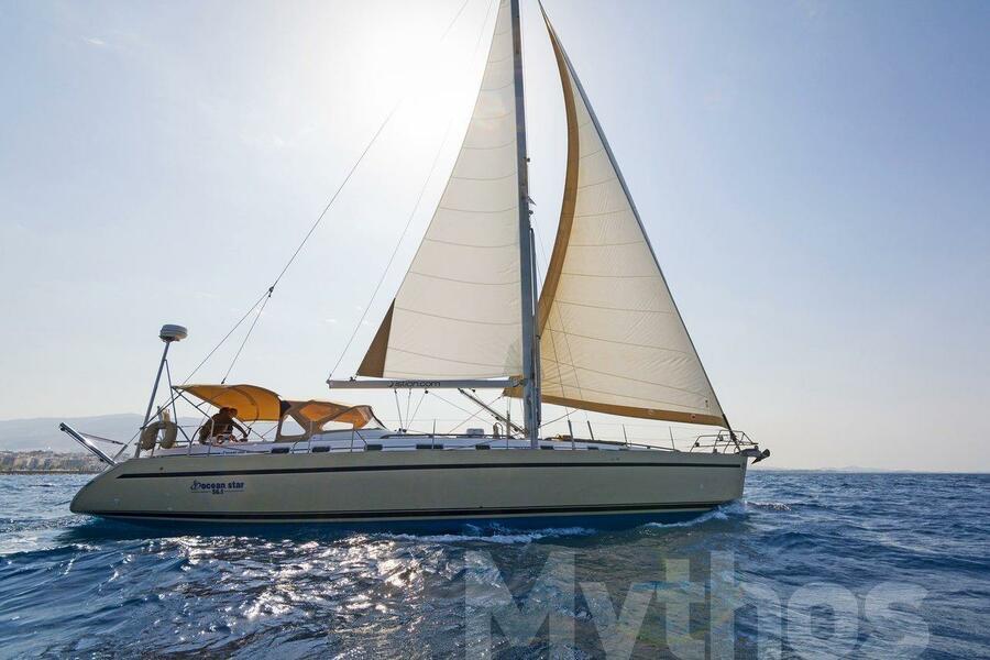 Ocean Star 56.1 - 6 cab. (MYTHOS)  - 16