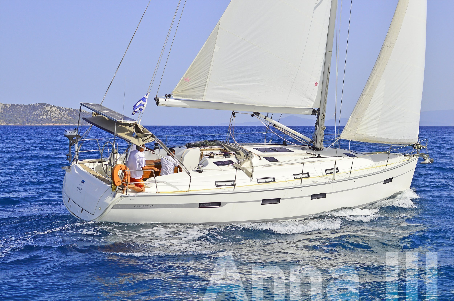 Bavaria Cruiser 40 (Anna III)  - 17