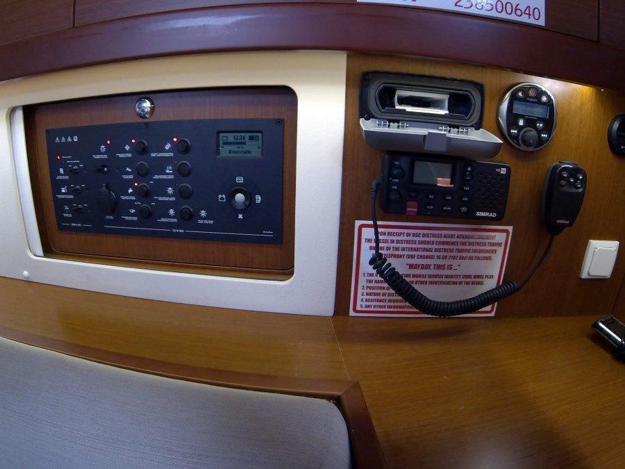 Oceanis 45 - 4 cab. (Neška II)  - 18