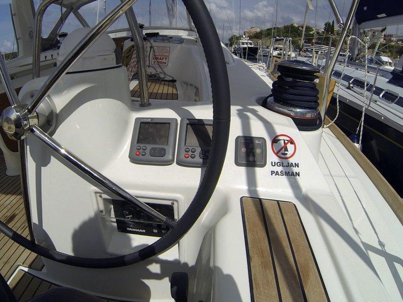 Oceanis 50 - 5 + 1 cab. (Pika II)  - 7