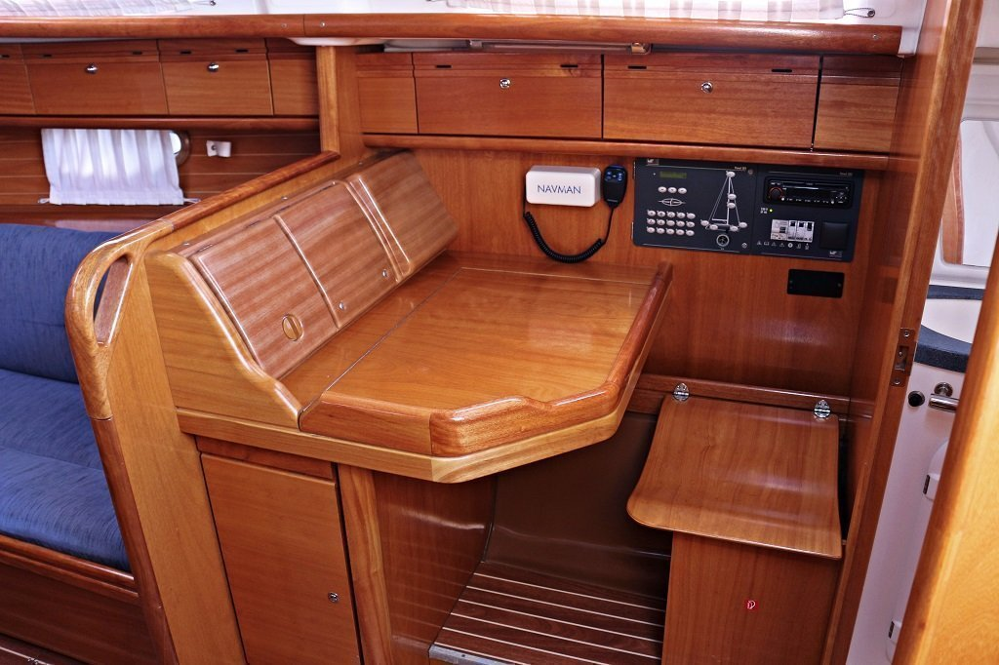 Bavaria 33 Cruiser (Frana)  - 6