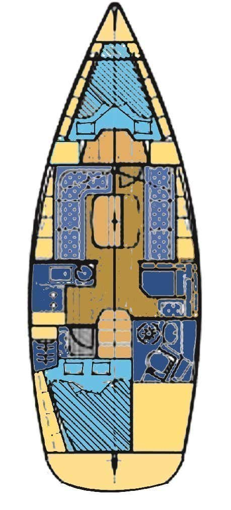 Bavaria 33 Cruiser (Nada)  - 1