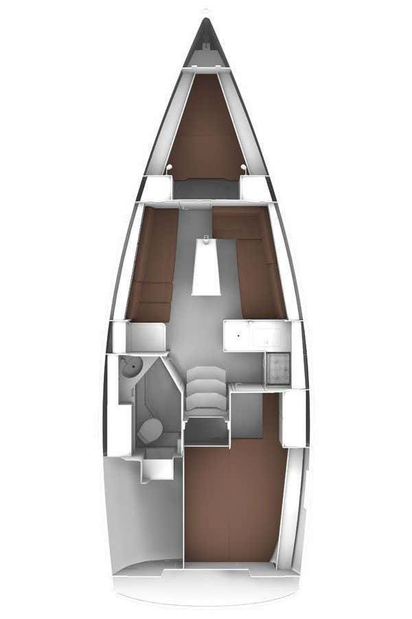 Bavaria Cruiser 33 (Mirella)  - 1
