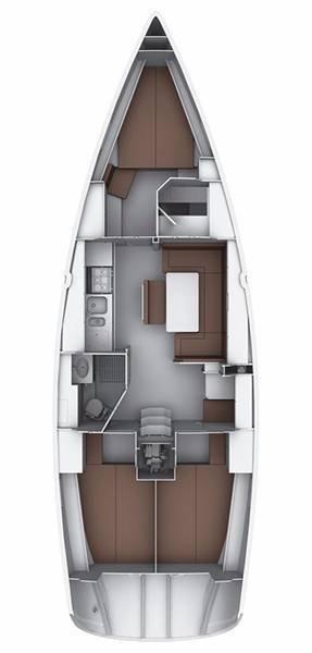 Bavaria Cruiser 40 (Joy)  - 1