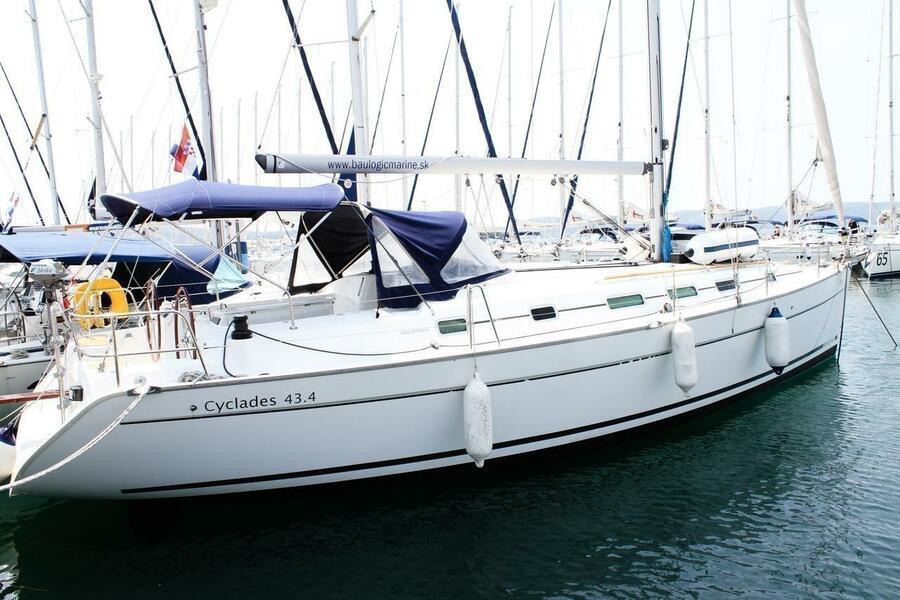 Cyclades 43.4 (Zdenka)  - 0