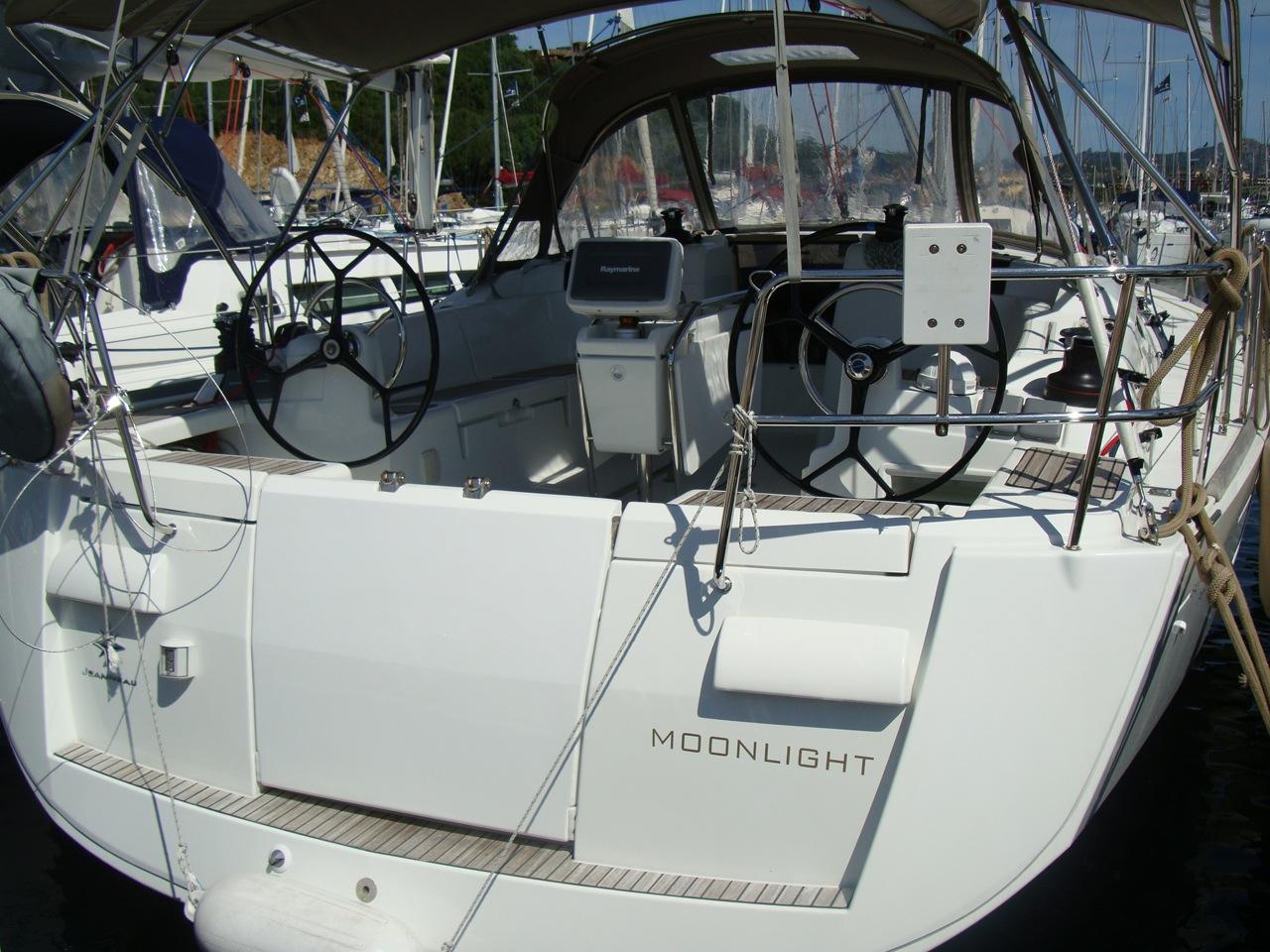 Sun Odyssey 439 Performance (Moonlight)  - 3