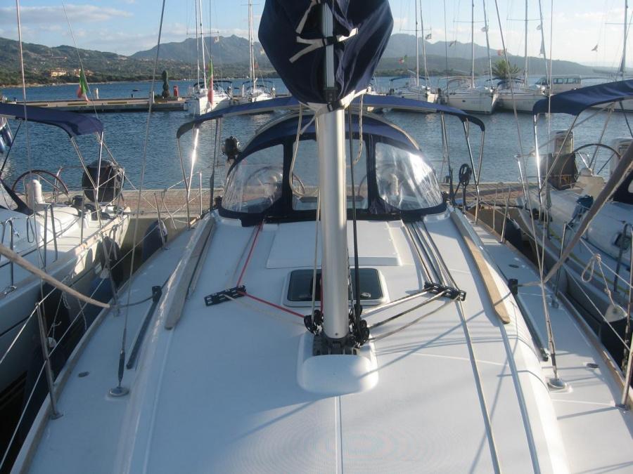 Sun Odyssey 39i (Cabiria)  - 4