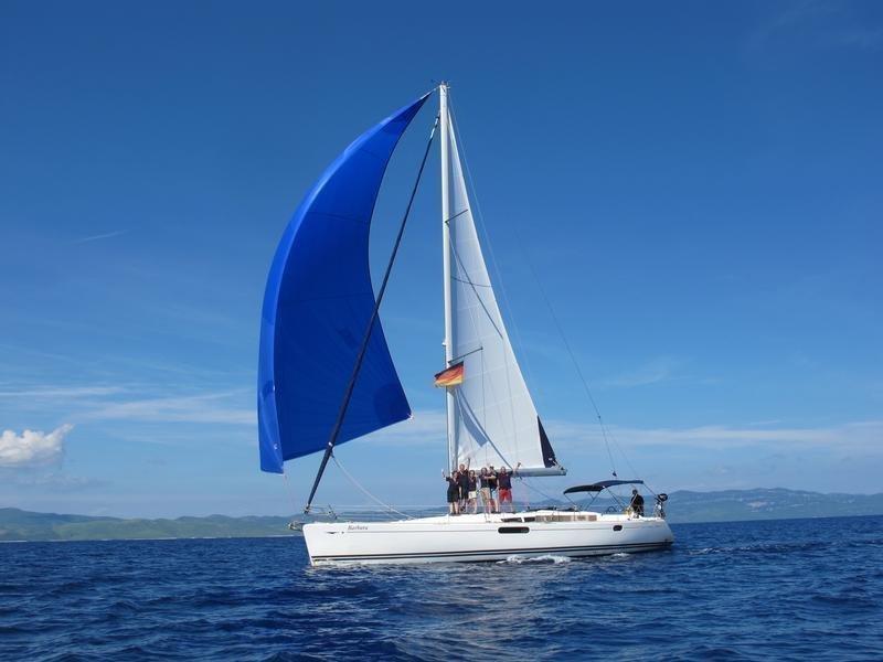 Sun Odyssey 49i (Barbara)  - 4