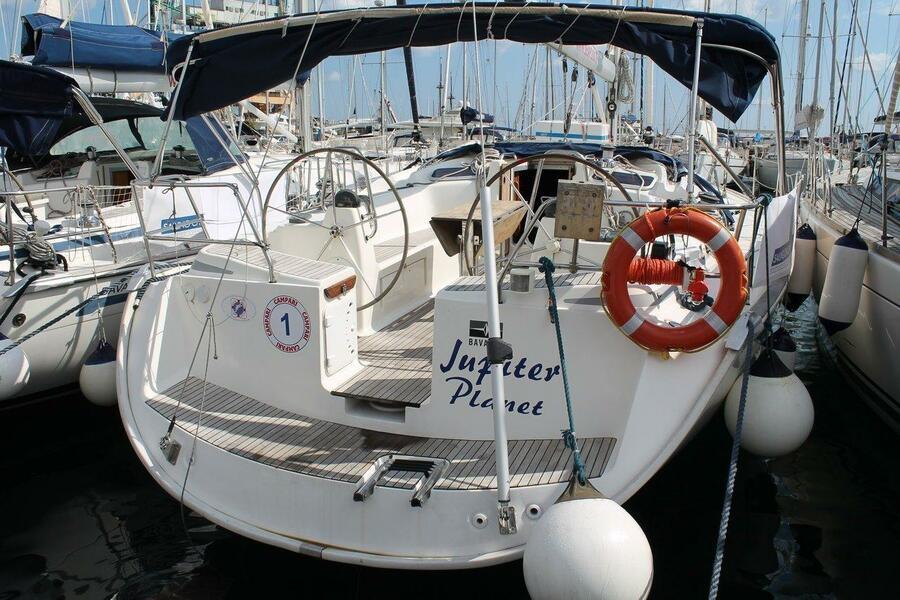 Bavaria 51 Cruiser (Jupiter Planet)  - 3