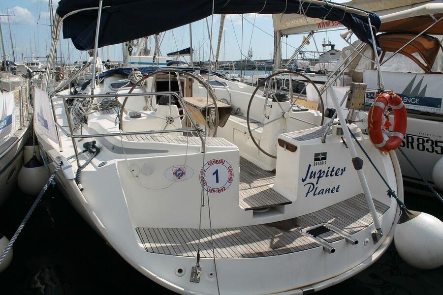 Bavaria 51 Cruiser (Jupiter Planet)  - 4