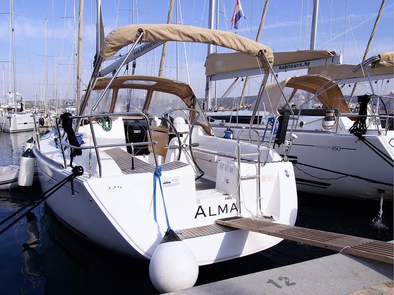 Dufour 325 GL (Alma)  - 2