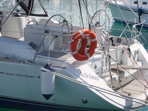 Sun Odyssey 45 (Adriana)  - 2