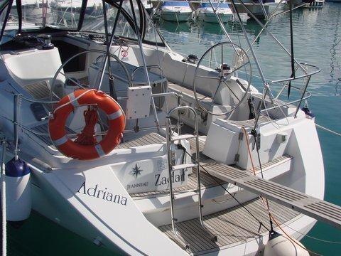 Sun Odyssey 45 (Adriana)  - 3