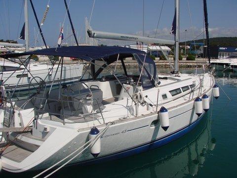 Sun Odyssey 45 (Adriana)  - 5