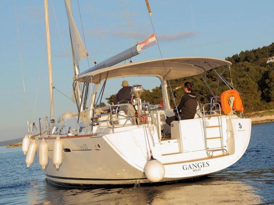 Oceanis 50 Family - 6 cab. (Ganges)  - 5