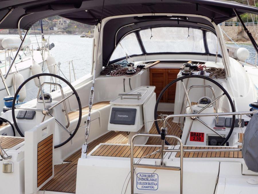 Oceanis 50 Family - 6 cab. (Mississippi)  - 6