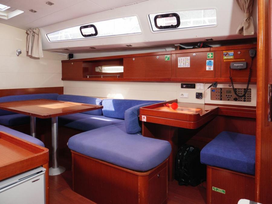 Oceanis 50 Family - 6 cab. (Mississippi)  - 9
