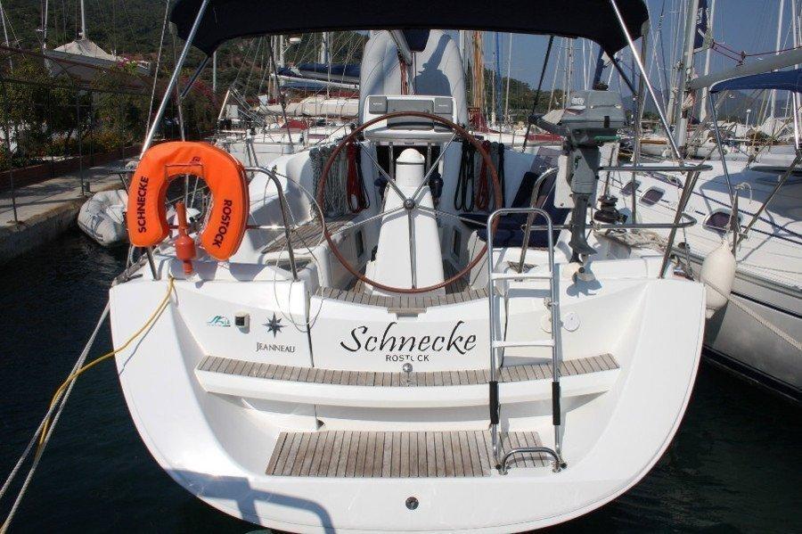Sun Odyssey 36i - 2 cab. (Schnecke)  - 0