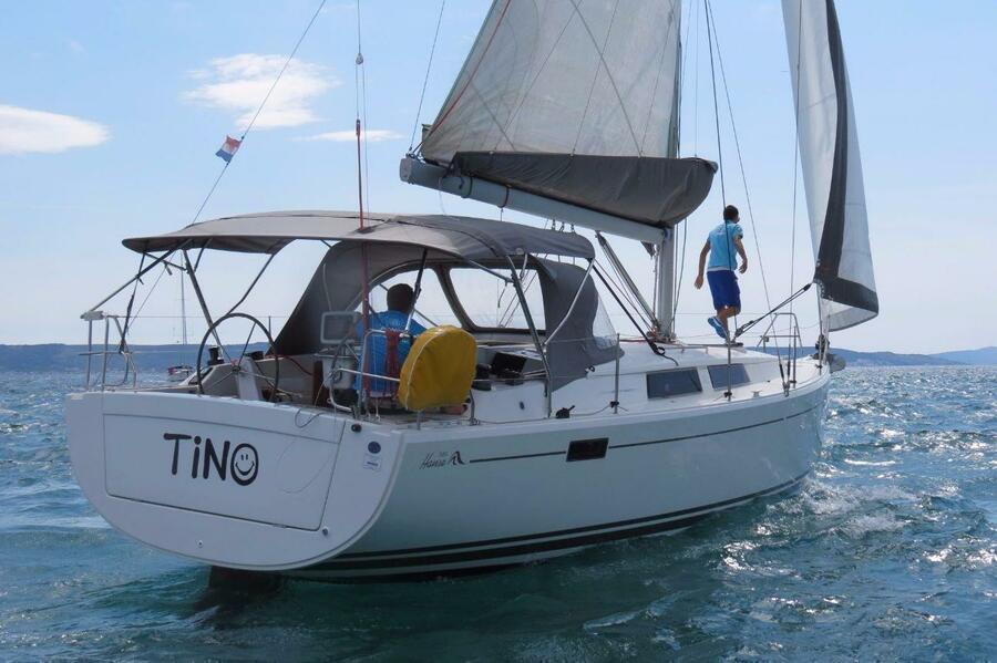 Hanse 385 (Tino)  - 0