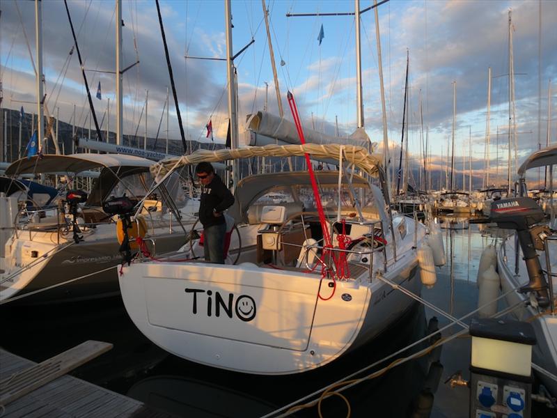 Hanse 385 (Tino)  - 2