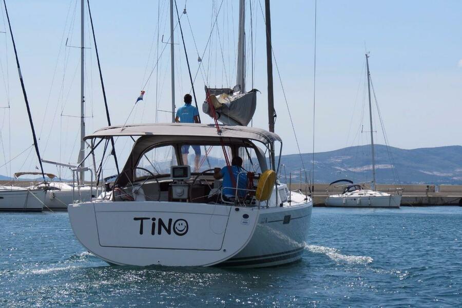 Hanse 385 (Tino)  - 5