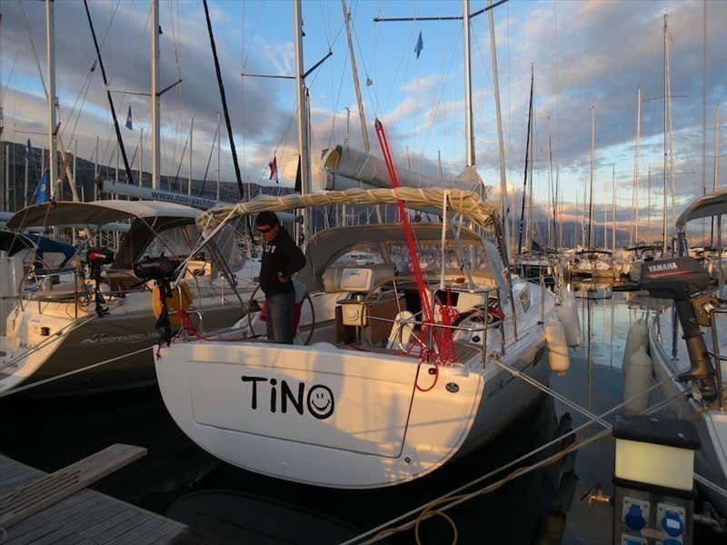 Hanse 385 (Tino)  - 10