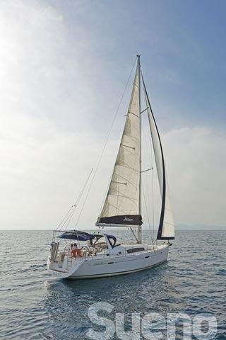 Oceanis 50 - 5 + 1 cab. (SUENO)  - 19