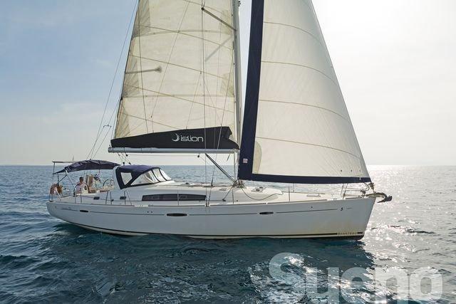 Oceanis 50 - 5 + 1 cab. (SUENO)  - 20