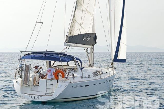 Oceanis 50 - 5 + 1 cab. (SUENO)  - 24