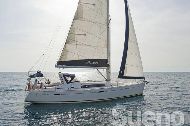 Oceanis 50 - 5 + 1 cab. (SUENO)  - 25