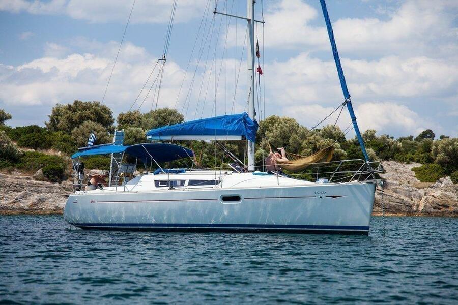 Sun Odyssey 36i (Lauren)  - 0