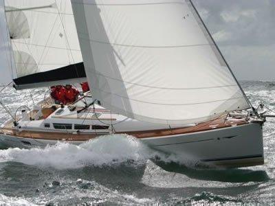 Sun Odyssey 49i (Lady 1)  - 0
