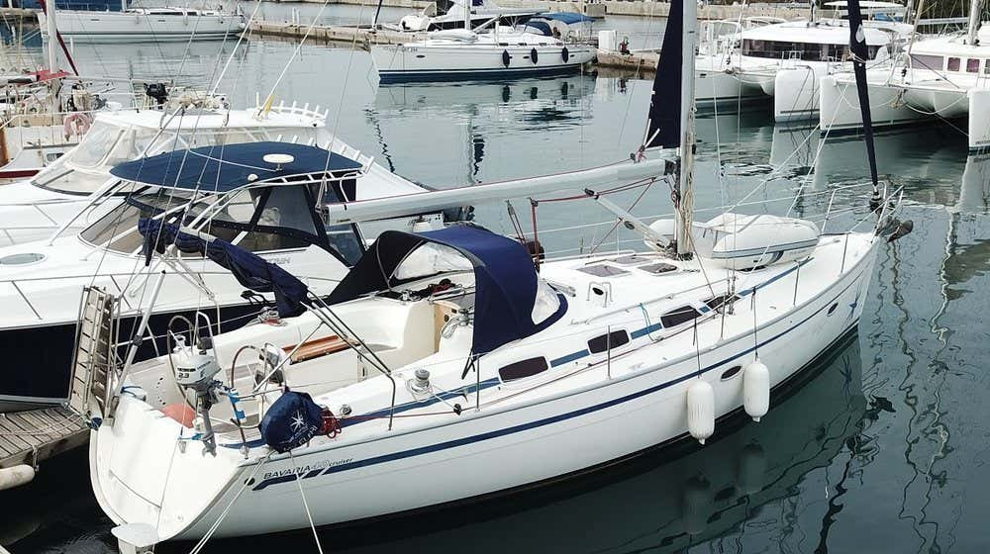 Bavaria 40 Cruiser (Ilibilly)  - 0