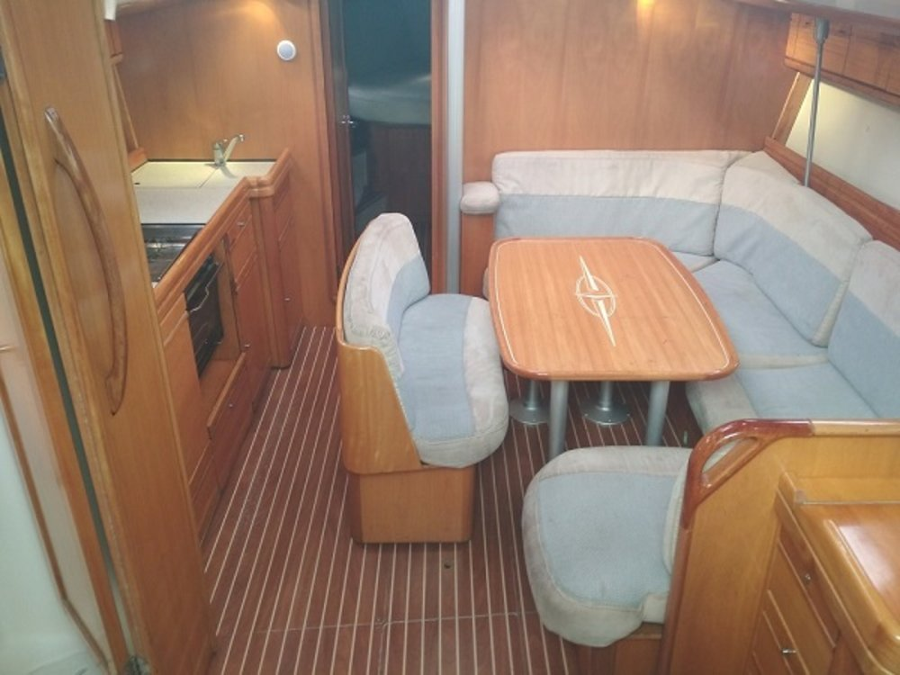 Bavaria 40 Cruiser (Ilibilly)  - 7