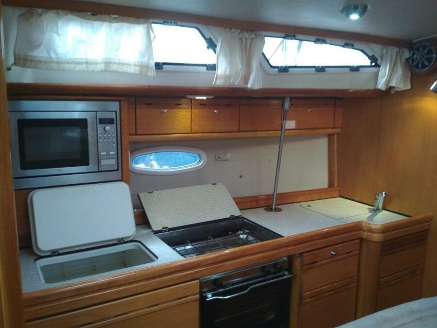 Bavaria 40 Cruiser (Ilibilly)  - 9