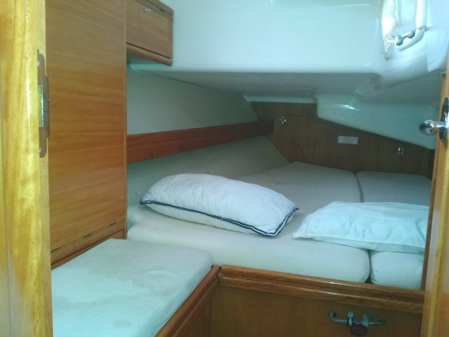 Bavaria 40 Cruiser (Ilibilly)  - 11