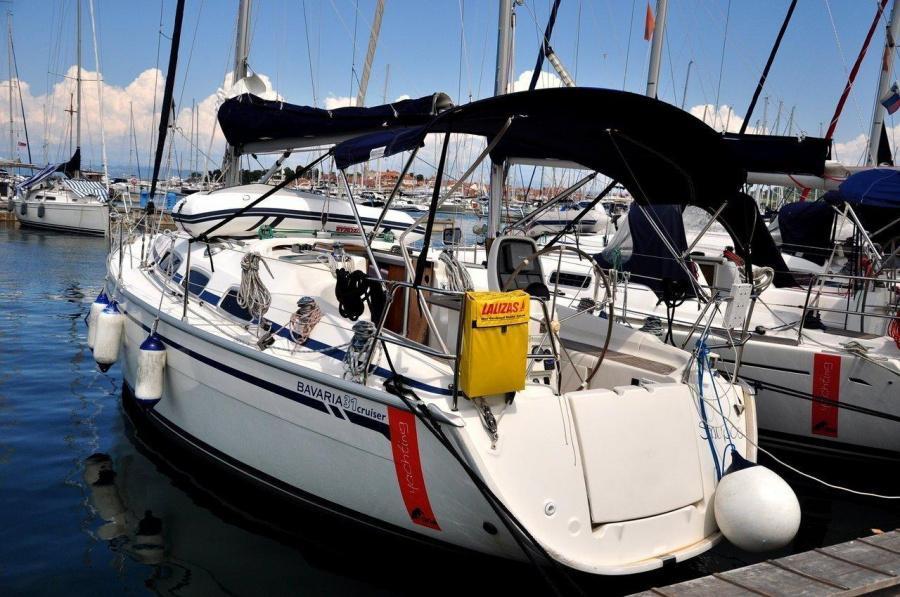 Bavaria 31 Cruiser (Snupco)  - 3