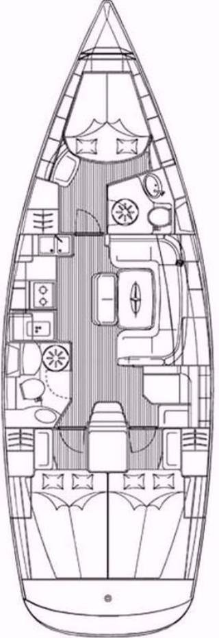 Bavaria 39 Cruiser (Marianna)  - 1