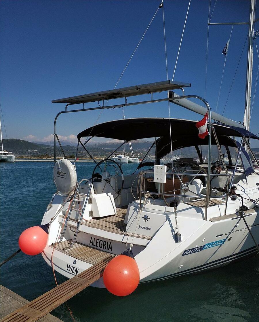 Sun Odyssey 44i (Alegria)  - 3