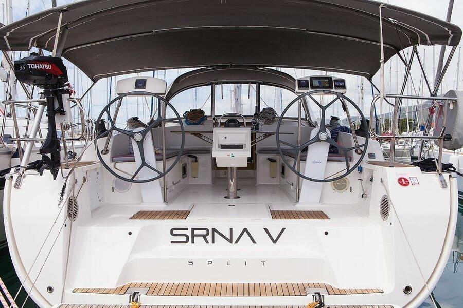 Bavaria Cruiser 46 - 4 cab. (Srna V)  - 0